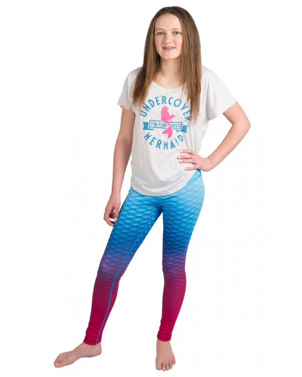 LEGGING DE SIRÈNE SPLASH